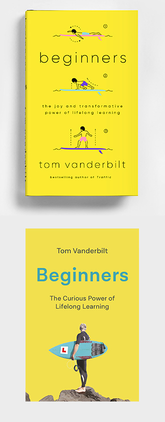 Beginners by Tom Vanderbilt